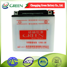 """""""Parts suitable for yamaha motorcycle,Lead Acid Dry charged Motorbike batteries for starting,12N5-3B"""