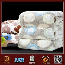 Hospital baby wrap knitted fleece blanket