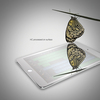 mirror screen laptop protector for iphone5S with factory price