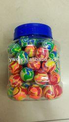 Hot sales Hollow Rubber Balls,Hollow Bouncing Ball,hand Ball