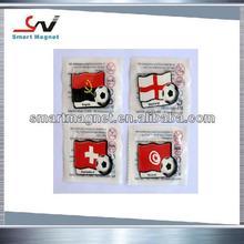 2013 hot selling wholesale souvenir pvc fridge magnet