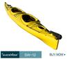 Serenewave 2014 New design plastic doule ocean kayak