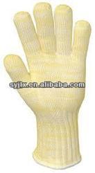 Nomex heat resistant gloves