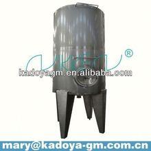 Different biodiesel storage tanks