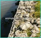 high quality galvanized gabion soil mattress