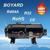 Condensing Unit 2 hp boyard hermetic lanhai compressor replace danfoss compressors sc21cl