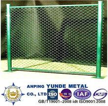 PVC coated Expanded metal fence manufacturer