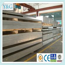 Chine fabricant 6351 6060 6061 en alliage d'aluminium revêtu plaine feuille de diamant / plaque