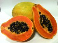 Frozen Concentrated Papaya Juice