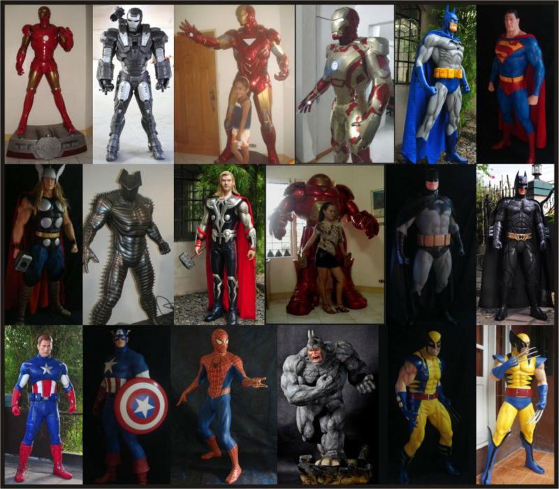 superman batman spiderman ironman hulk game batman superman iron man