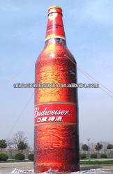 giant bottle advertising inflatable, airtight balloon C3019