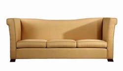 3 seater top leather sofa for sale