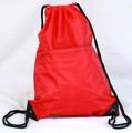 2014 sacchetti con cordoncino piccolo, sacchetti di tela con coulisse, sacchetto con cordoncino rendendo campione gratis