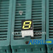 Super bright LED 0.28 inch 7 segment led display,AKLED