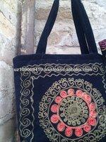 uzbek suzani bags