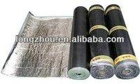 Aluminum Foil Thatch Roofing Waterproof Membrane