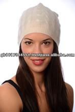 Cashmere beanie hats