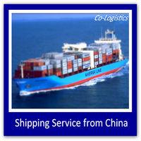 sea cargo freight service from Shanghai to Hamburg,Germany