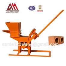 QMR2-40/1-40 Red Clay Bricks Making Machine Manual Press Earth Brick Maker China