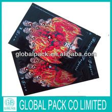 Different flavors/custom printing herbal incense bag/spice potpourri zipper bag