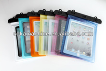 Wholesale waterproof case for samsung note 2 and other samsung mobile phone with strap