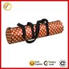 Dots pattern waterproof yoga bags yoga mat bags