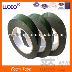 Customized good adhesive double sided foam tape, foam tape