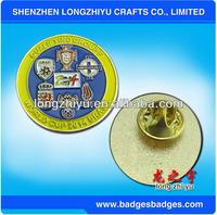 Unique Design Automobile Metal Round Car Logo Lapel Pin,Car Logo Badge,Car Badge Emblem For Promotion