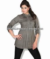 Ladies Cotton Tops Designs | Ladies Woolen Top