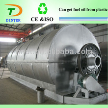 Good price waste rubber and tires recycling plant