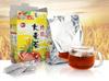 Korean toasted barley tea Japanese sencha tea