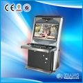 لاعب أسود 2 الرماية لعبة فيديو آلة-- مقاتلة ماجستير رامبو ممر آلة