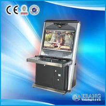 Black 2 player shooting video game machine-Fighter master rambo arcade machine