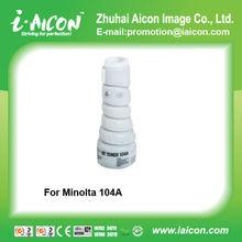 Compatible copier minolta ep-1054 EP1054 toner cartridge 104A 104B