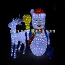 Popular holiday led christmas yard decorations