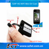 Wifi transmitter HD wireless 30fps audio video recording spy gadget camera,compatible with IOS, Android google system