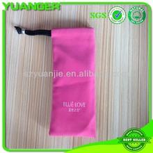 New Design Pink PU jewelry pouch