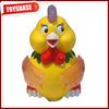 Toy chicken stuffed animal