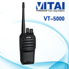 Easy to operate~! VITAI VT-5000 Handsfree 2-way Phone Walkie Talkie