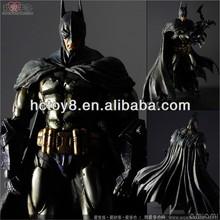 Wholesale American comic character Batman Bruce Wayne pvc action figure