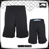 wholesale blank black crossfit shorts mens fight shorts mma