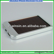 2600mah solar mobile phone charger,solar external phone charger,power bank for IPhone,Nokia,Samsung,HTC