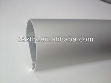 perfect oxide glass sand surface treatment aluminum extrusion profile