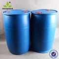 55 galão pead tambor de plástico azul para tambores de produtos químicos