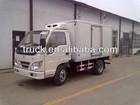 4*2 5ton foton thermo king mini hyundai freezer trucks for sale