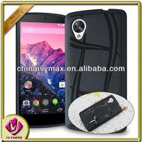 single layer case for LG nexus 5 soft durable tpu case
