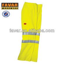 Anti fire overalls,fireproof workwear trousers,anti-flame work wear