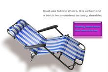 De metal de acero doble cama plegable tamaño H79cm venta