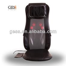 Nalgas y masaje de espalda con infrarrojos