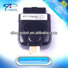 Mini and Portable OBD GPS Tracker